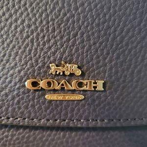 Coach Bags - COACH, WALLET BLUE